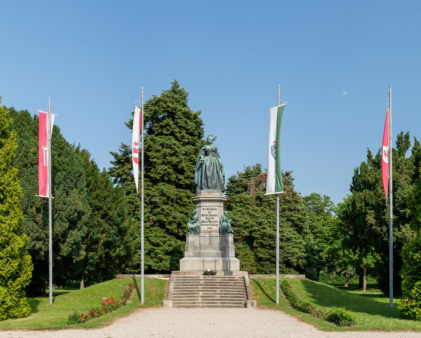 Maria Theresien-Statue